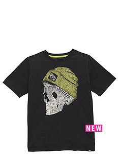 animal-animal-boys-short-sleeve-skull-t-shirt