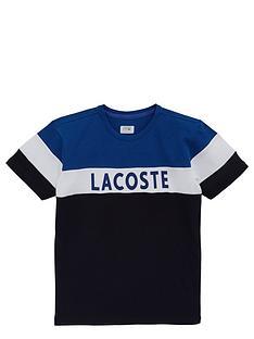 lacoste-lacoste-boys-colour-block-t-shirt