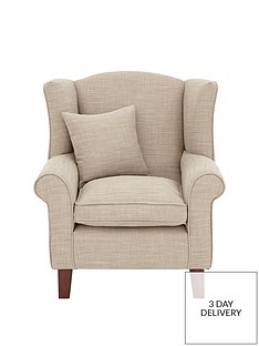 denton-linen-look-fabric-wing-chair