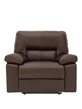 newberg-premium-leather-manual-recliner-armchair
