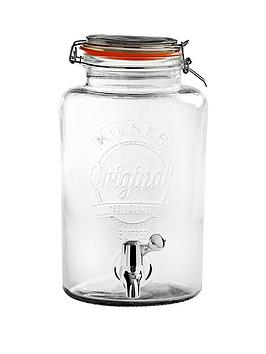 kilner-5-litre-drinks-dispenser