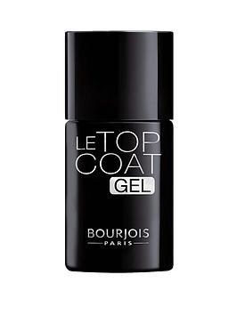 Bourjois 3D Gel Top Coat Nails Clear 10Ml