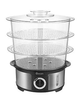 swan-sf9050nbsp12-litre-food-steamer