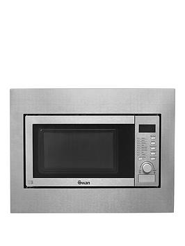 swan-smb22040nbsp23-litre-built-in-microwave-stainless-steel