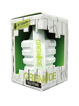 Grenade Killa Ketones 60 Capsules