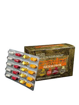 Grenade Ration Pack - Complete Daily Vitamin Supplement