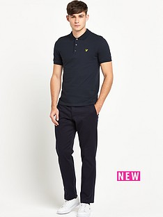 lyle-scott-lyle-amp-scott-core-polo-shirt