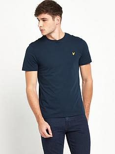 lyle-scott-crew-neck-short-sleevenbspt-shirt