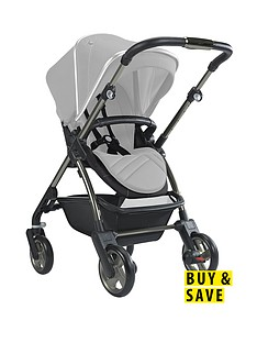 silver-cross-wayfarer-seat-unitcarrycot-with-graphite-chassis