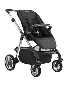 silver-cross-pioneer-pushchair-chassis-carrycot-and-seat-unit-chrome
