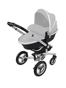 silver-cross-surf-2-seat-unitcarrycot-chassis-chrome