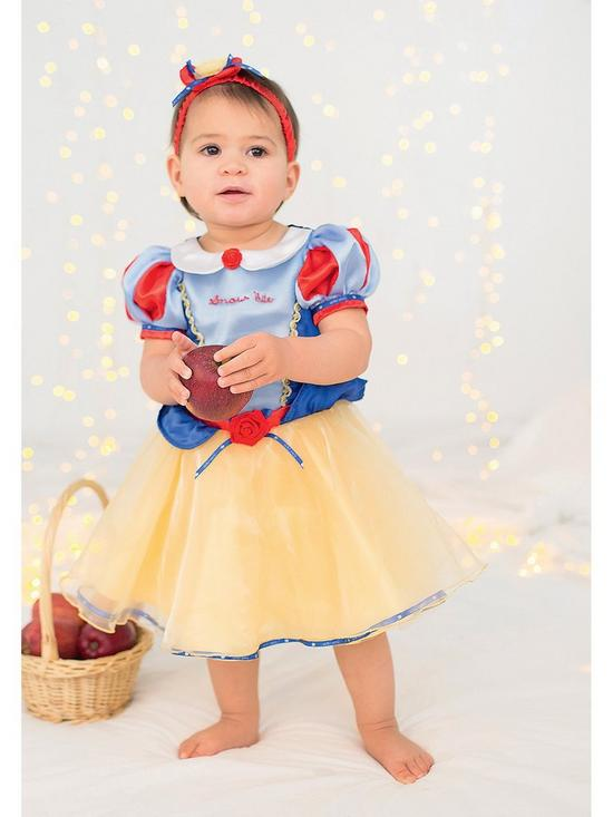 3d8dcbd37 Disney Princess Snow White - Baby Costume