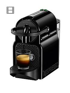 Nespresso Inissia Coffee Machine by Magimix - Black