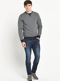 lyle-scott-herringbone-mens-sweatshirt