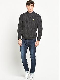 lyle-scott-cable-stitch-mens-jumper