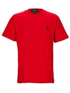 ralph-lauren-boys-short-sleeve-classic-logo-t-shirt-red