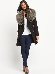 oasis-faux-fur-collar-coat