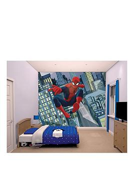 Spiderman Wall Mural walltastic walltastic ultimate spiderman wall mural | very.co.uk