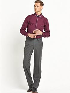 remus-uomo-remus-tapered-grey-tipped-tapered-fit-shirt