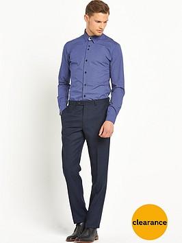 remus-uomo-slim-fit-mens-shirt-blue