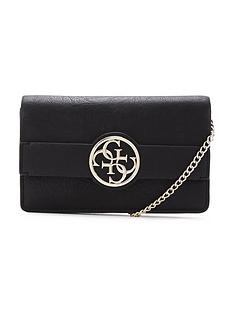 guess-diamante-clutch-bag
