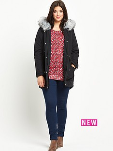 so-fabulous-so-fabulous-faux-fur-hooded-microfibre-parka