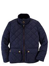 Ralph Lauren Quilted Jacket-navy