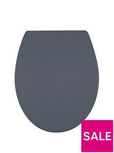 aqualona-thermoplast-toilet-seat-grey
