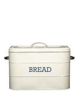 kitchencraft-antique-bread-bin-cream