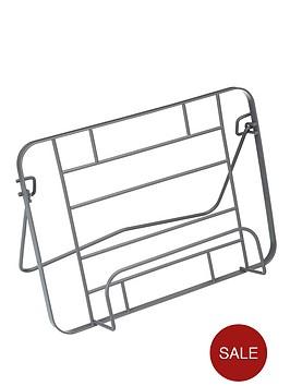 living-nostalgia-wire-cookbook-stand