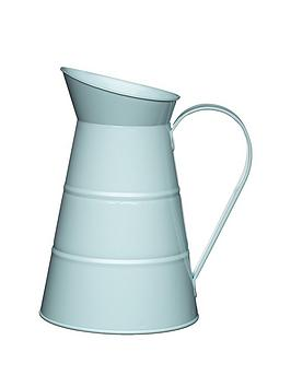 kitchencraft-vintage-23-litre-water-jug-blue