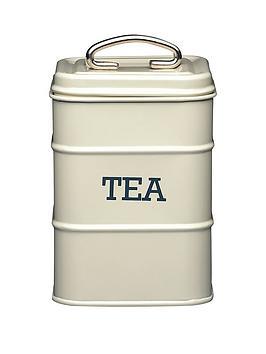 kitchencraft-antique-tea-tin-cream