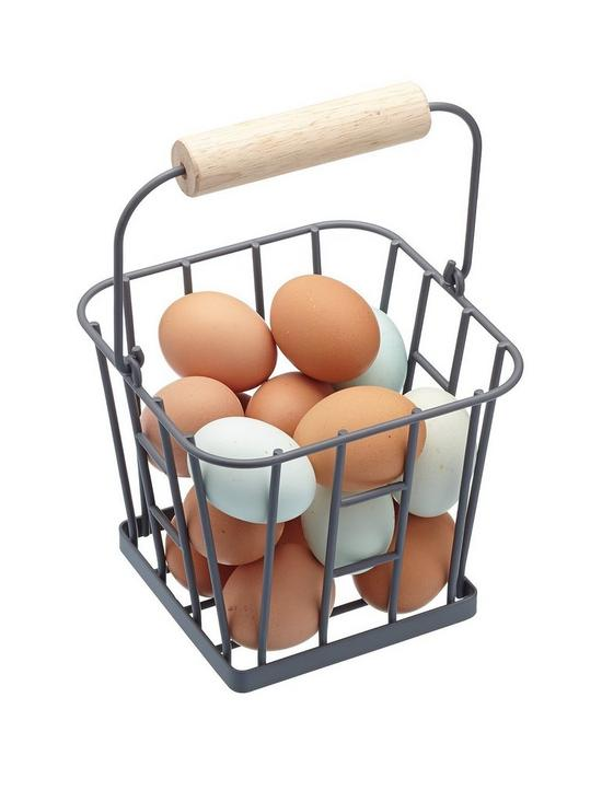 Kitchencraft Living Nostalgia Wire Egg Basket Very Co Uk