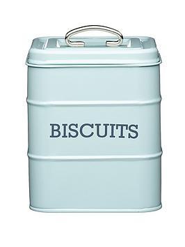 living-nostalgia-vintage-biscuit-tin-blue