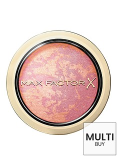 max-factor-cregraveme-puff-blush-seductive-pink-amp-free-max-factor-cosmetic-bag