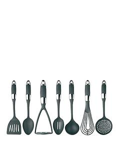 master-class-soft-grip-stainless-steel-7-piece-utensil-set