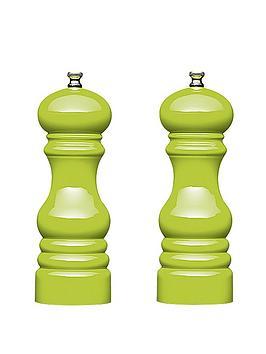 master-class-17cm-capstan-mills-set-of-2-green
