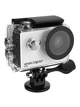 Kitvision Escape Hd5 Action Camera (White)