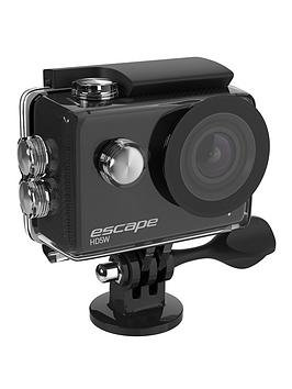 Kitvision Escape Hd5W Wifi Action Camera - Black
