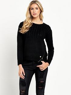 firetrap-firetrap-frida-cable-knit-jumper