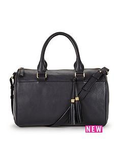 ugg-australia-ugg-rae-leather-bowler-bag-black