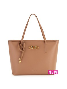 ted-baker-crosshatch-bow-shopper-with-purse