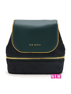 ted-baker-ted-baker-textured-leather-backpack-dark-green