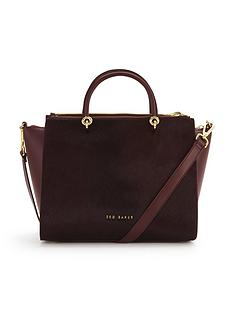 ted-baker-textured-leather-large-tote-bagnbsp