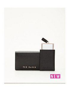 ted-baker-purse-and-mirror-gift-set-black