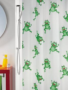 Spirella Frogtime Shower Curtain