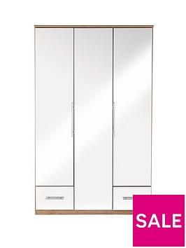 cologne-mirror-3-door-2-drawer-wardrobe