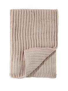 catherine-lansfield-catherine-lansfieldnbspknitted-throw-natural