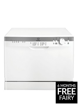 indesit-icd661-freestanding-6-place-table-top-dishwasher-white