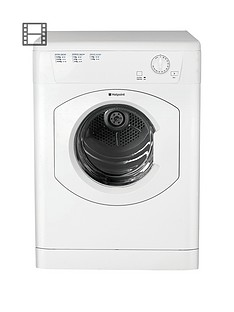 Hotpoint First Edition FETV60CP 6kg Vented Dryer - White